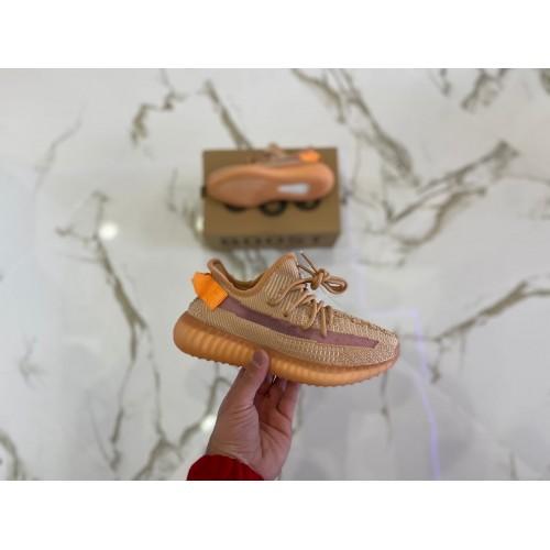 Кроссовки женские Adidas Yeezy Boost 350 V 3 - арт.000377