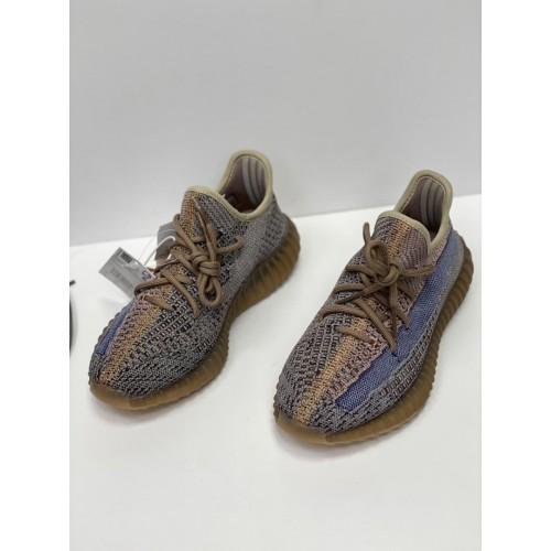 Кроссовки женские Adidas Yeezy Boost 350 V 2 - арт.334141