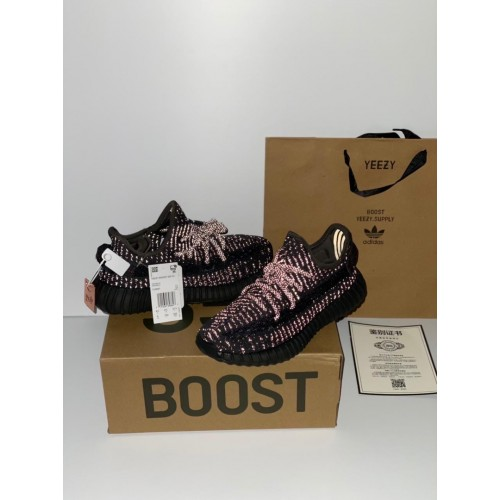 Кроссовки женские Adidas Yeezy Boost 350 V 2 - арт.334140