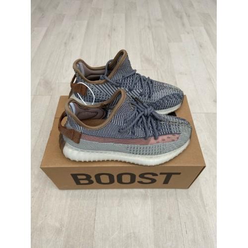 Кроссовки женские Adidas  yeezy boost 350 v2  - арт.334841