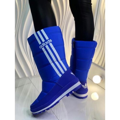 Дутики зимние женские Adidas - арт.331646