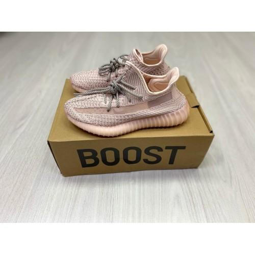 Кроссовки женские Adidas  yeezy boost 350 v2  - арт.333475