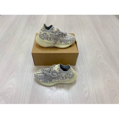 Кроссовки женские  Adidas yeezy Boost 380 V2  - арт.353595