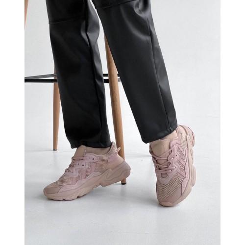 Кроссовки женские Adidas Yeezy Boost 500 - арт.333710