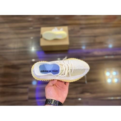 Кроссовки женские Adidas  yeezy boost 350 v2  - арт.334857