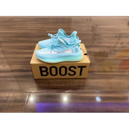 Кроссовки женские Adidas  yeezy boost 350 v2  - арт.334866