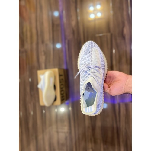Кроссовки женские Adidas  yeezy boost 350 v2  - арт.334864