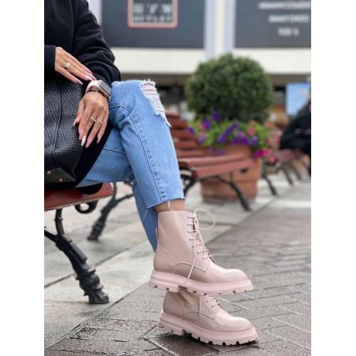 Ботинки  женские   Alexander McQueen - арт.145446