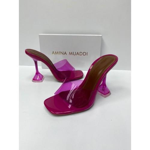 Сабо женские  Amina Muaddi - арт.563679