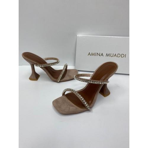 Сабо женские  Amina Muaddi - арт.563682