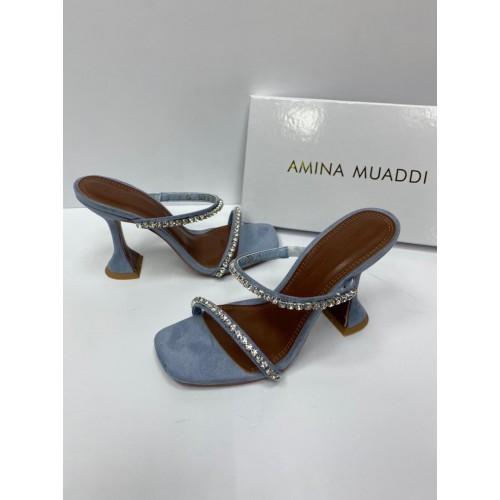 Сабо женские  Amina Muaddi - арт.563686