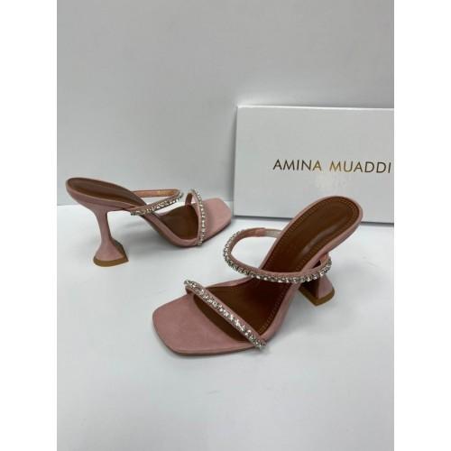 Сабо женские  Amina Muaddi - арт.563683