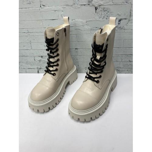 Ботинки женские  Balenciaga  - арт.242113