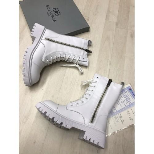 Ботинки женские зимние Balenciaga  - арт.241386