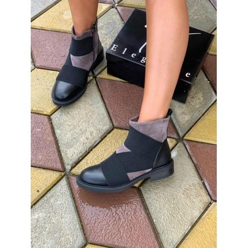 Ботинки зимние  женские Merge - арт.421765