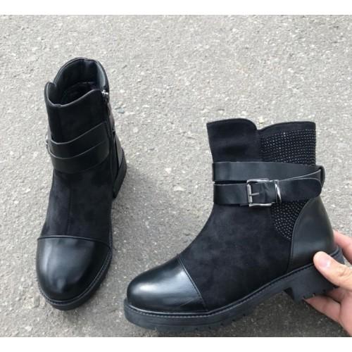 Ботинки зимние женские Araz - арт.400629
