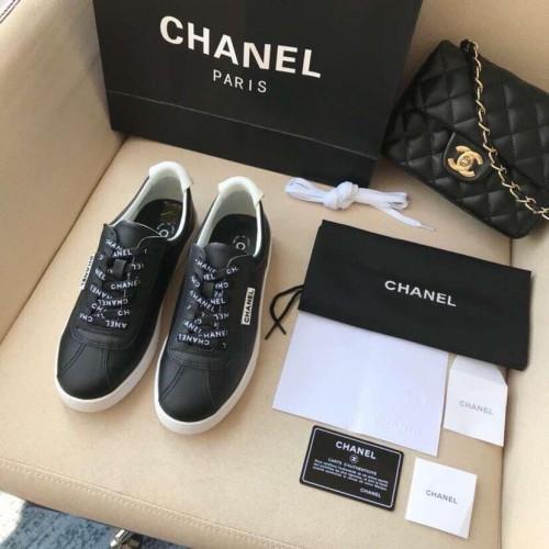 Кеды женские Chanel - арт.154575