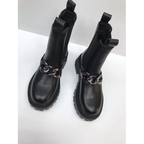 Ботинки дезерты женские Araz - арт.405301