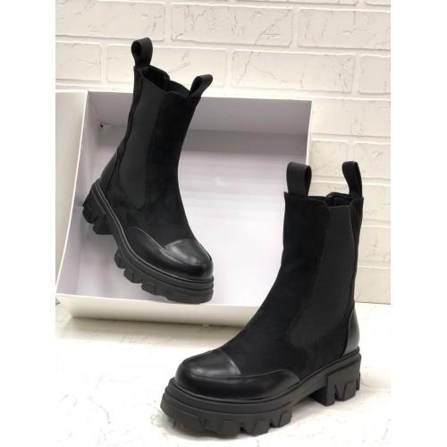 Ботинки  зимние женские Araz - арт.405796