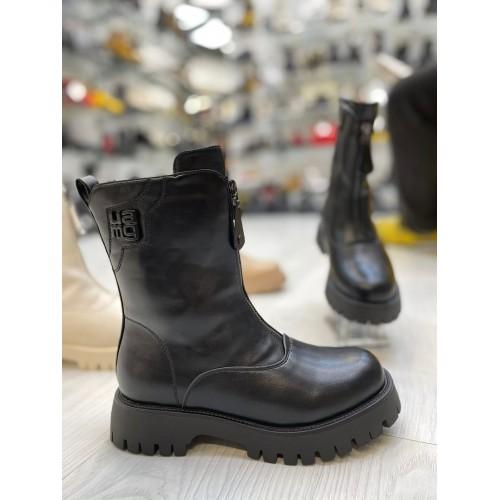 Ботинки  зимние женские Araz - арт.405805