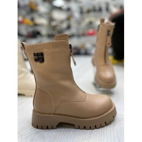 Ботинки  зимние женские Araz - арт.405806