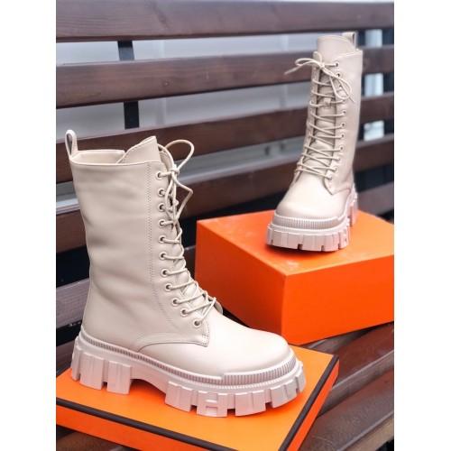 Ботинки  зимние женские Araz - арт.405788