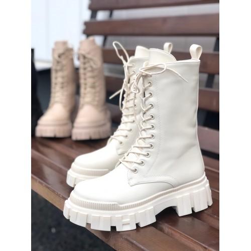 Ботинки зимние женские Araz - арт.405789