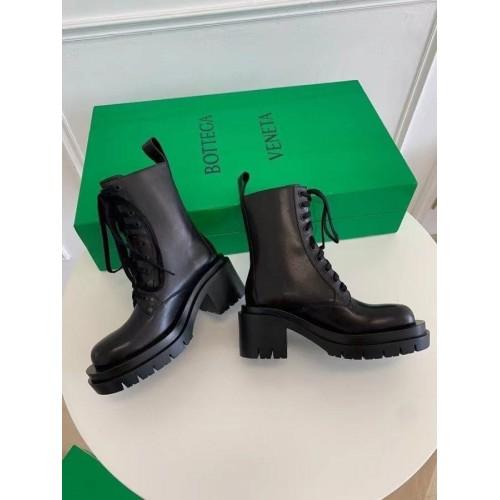 Ботинки женские Bottega Veneta  - арт.275669