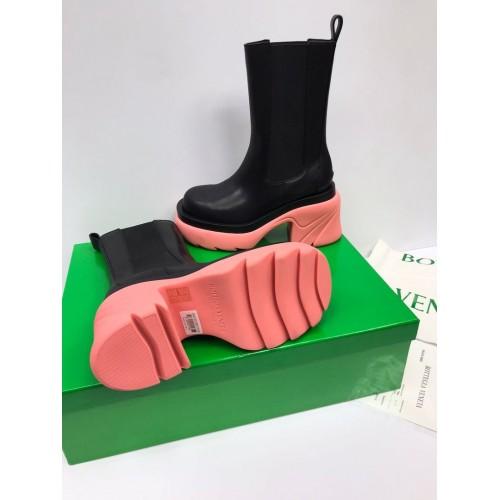 Ботинки женские Bottega Veneta  - арт.275455
