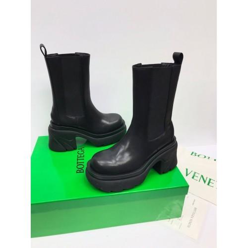 Ботинки женские Bottega Veneta  - арт.275457