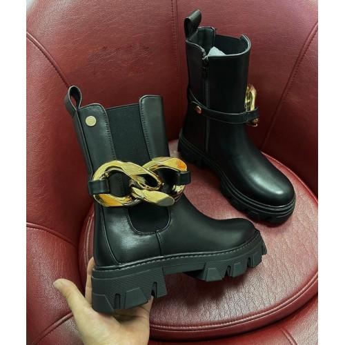 Ботинки дезерты женские Araz - арт.405342