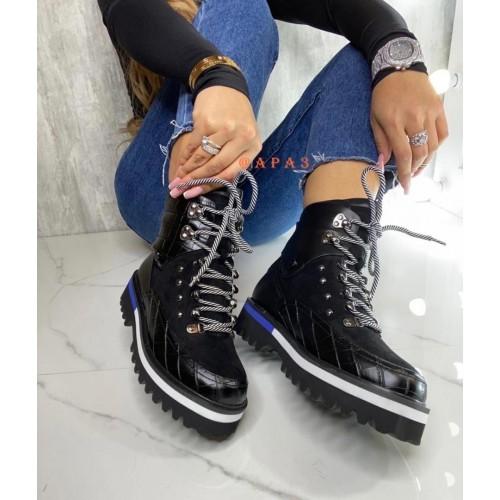 Ботинки зимние женские Araz - арт.401855