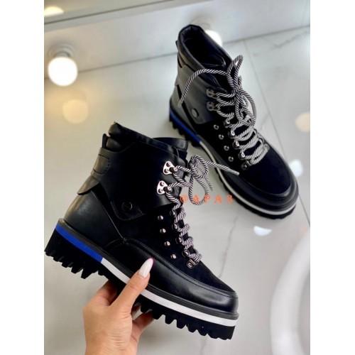 Ботинки зимние женские Araz - арт.401856