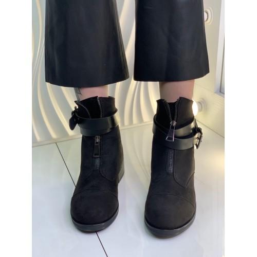Ботинки зимние женские  Araz - арт.401497