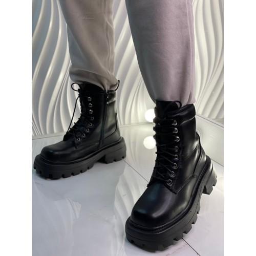 Ботинки зимние женские  Araz - арт.401455