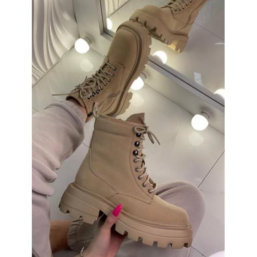 Ботинки зимние женские  Araz - арт.401490