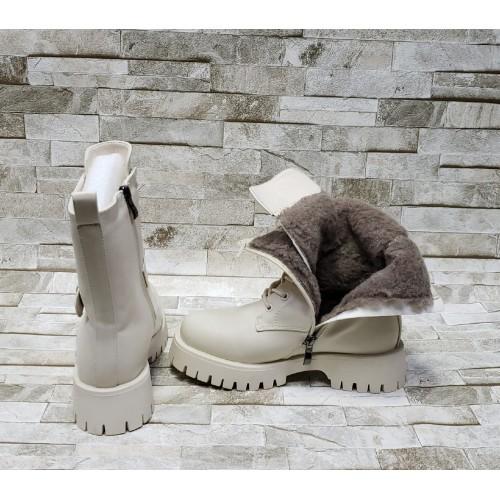 Ботинки зимние женские Araz - арт.405544