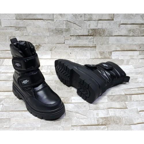 Ботинки зимние женские Araz - арт.405542