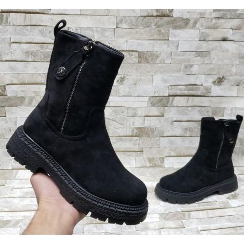 Ботинки зимние женские Araz - арт.405545