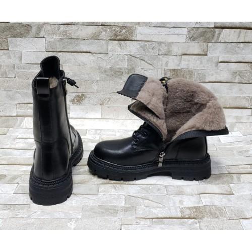 Ботинки зимние женские Araz - арт.405546