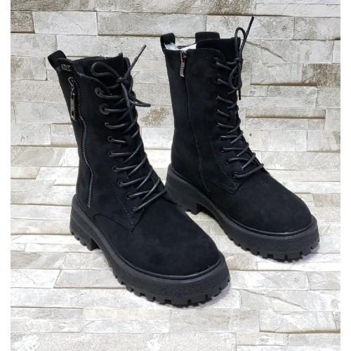 Ботинки зимние женские Araz - арт.405543