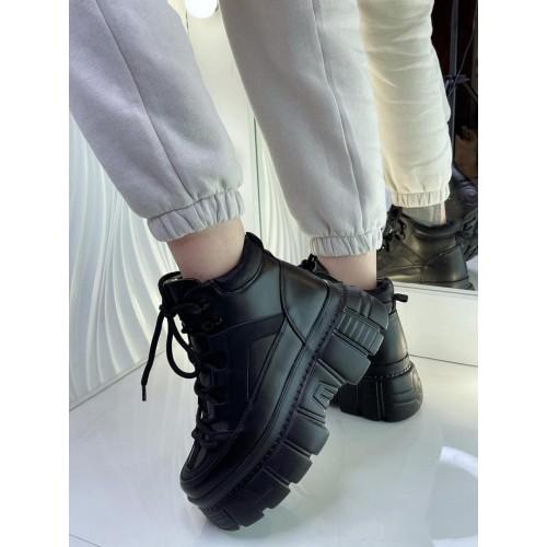 Ботинки зимние женские  Araz - арт.401729