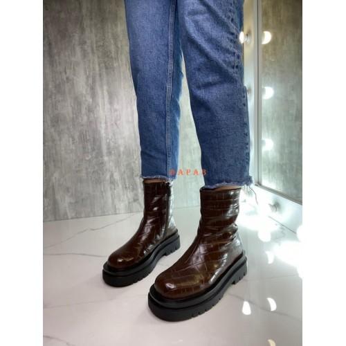 Ботинки зимние  женские Araz - арт.401895