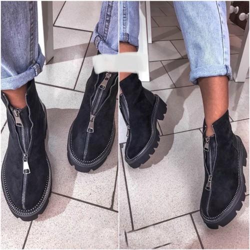Ботинки зимние женские  Araz - арт.401882