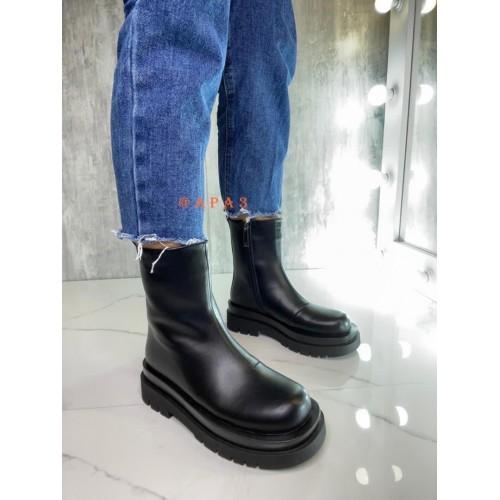 Ботинки зимние  женские Araz - арт.401893