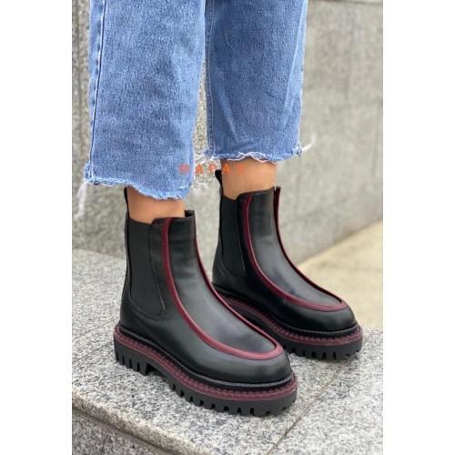 Ботинки зимние  женские Araz - арт.401892