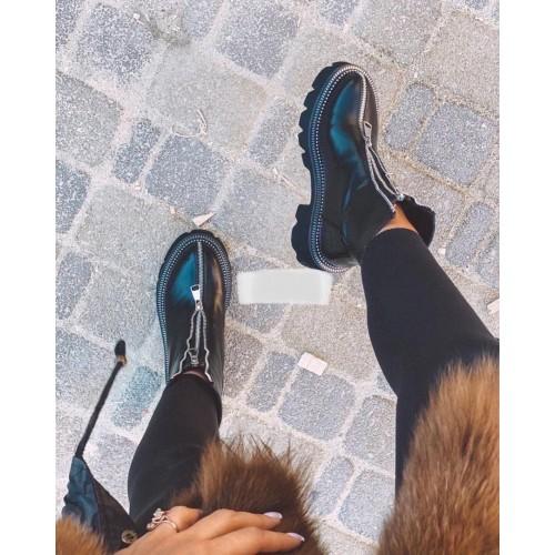 Ботинки зимние женские  Araz - арт.401879