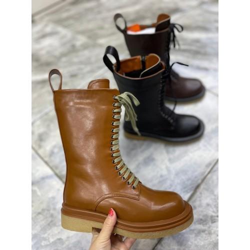 Ботинки зимние женские Araz - арт.401838