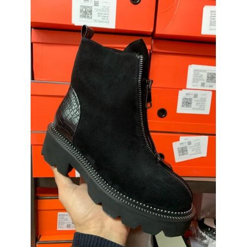 Ботинки зимние женские  Araz - арт.401881