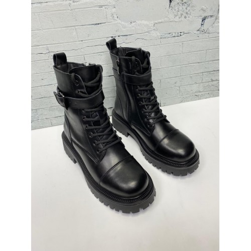 Ботинки женские  Balenciaga  - арт.241921